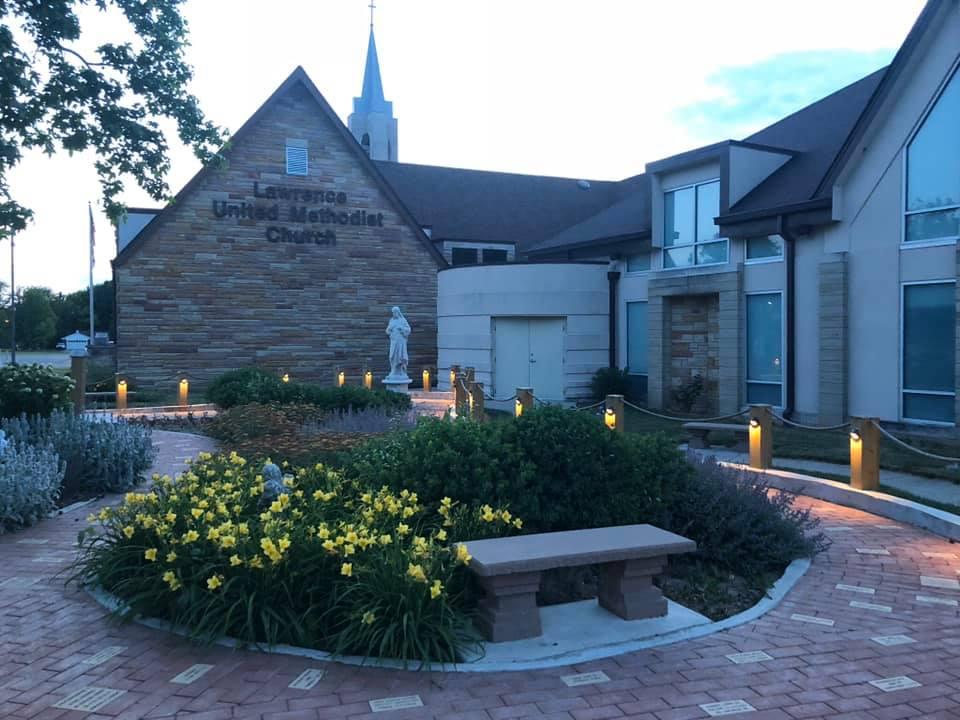 LUMC Prayer Garden